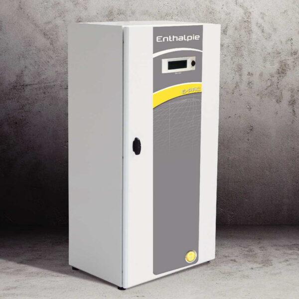 Pompe à chaleur pour géothermie verticale Enthalpie G-PAC